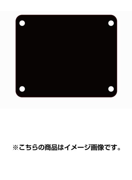 アルミ複合板3mm 黒色(角R加工)