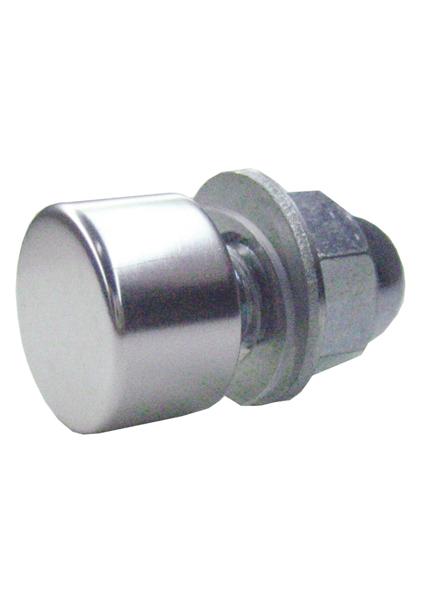 化粧ビスφ16ボルト/φ16袋ナット(穴をあけたボードとボードを接続する金具)ケース(12個入)