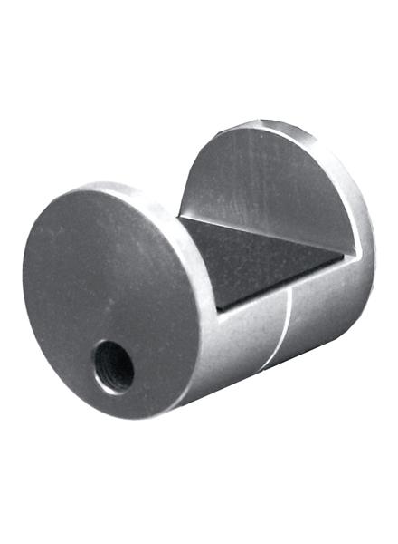壁面にパネルを受けるタイプ/丸31mm(壁面にパネルを平面に取り付ける金具)