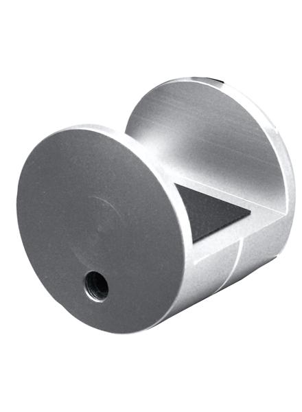 壁面にパネルを受けるタイプ/丸49mm(壁面にパネルを平面に取り付ける金具)