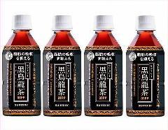 ST 黒烏龍茶 350mlPET 24本入【2ケースで送料無料】