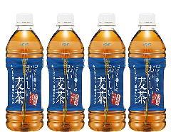 ダイドー おいしい麦茶500ml 24本入【2ケースで送料無料】