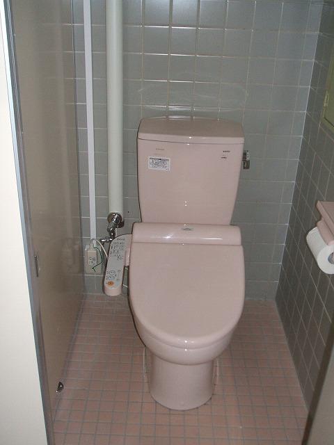 某ビルトイレ改修工事 福井市 F倉庫