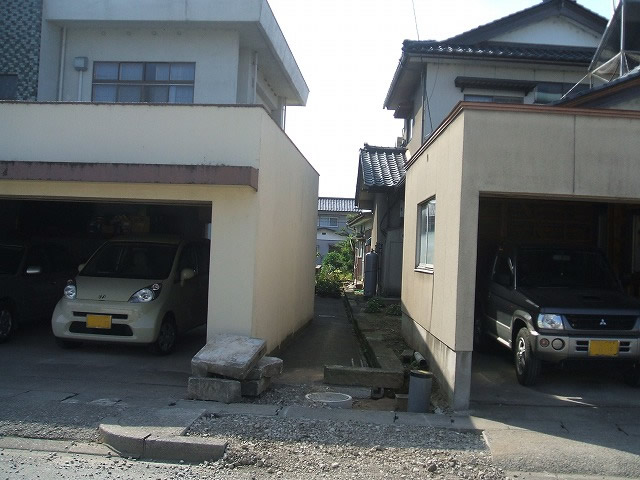 公共下水接続工事 福井市 K様邸