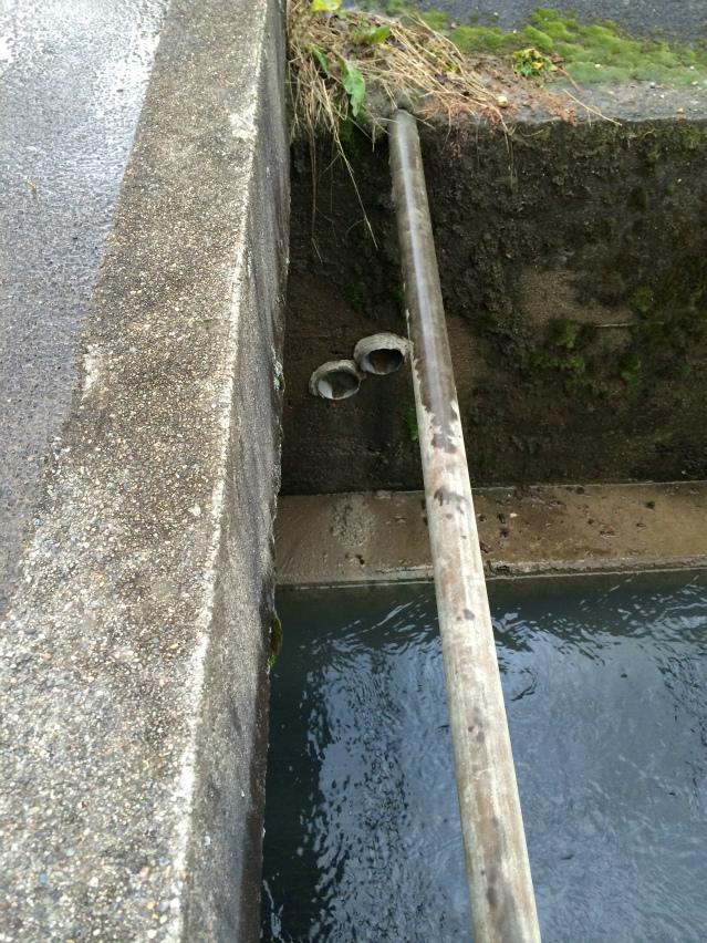 下水切替工事 福井市 T様邸