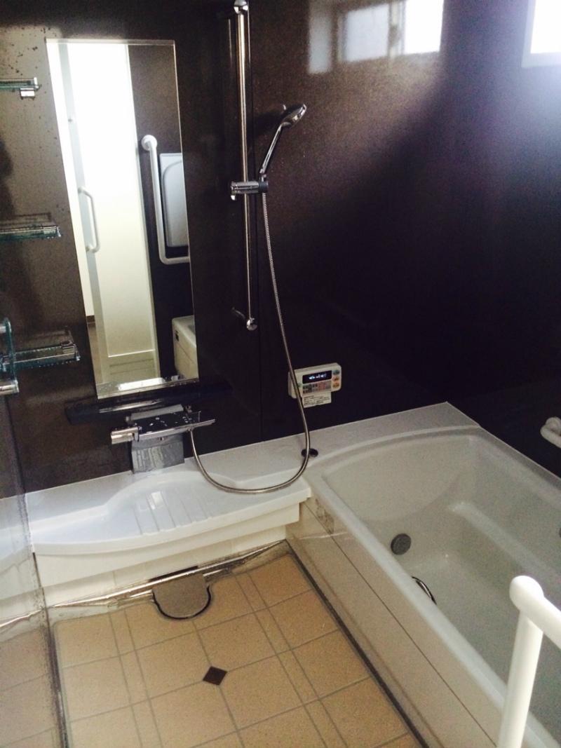 浴室リフォーム工事 福井市 Y様邸