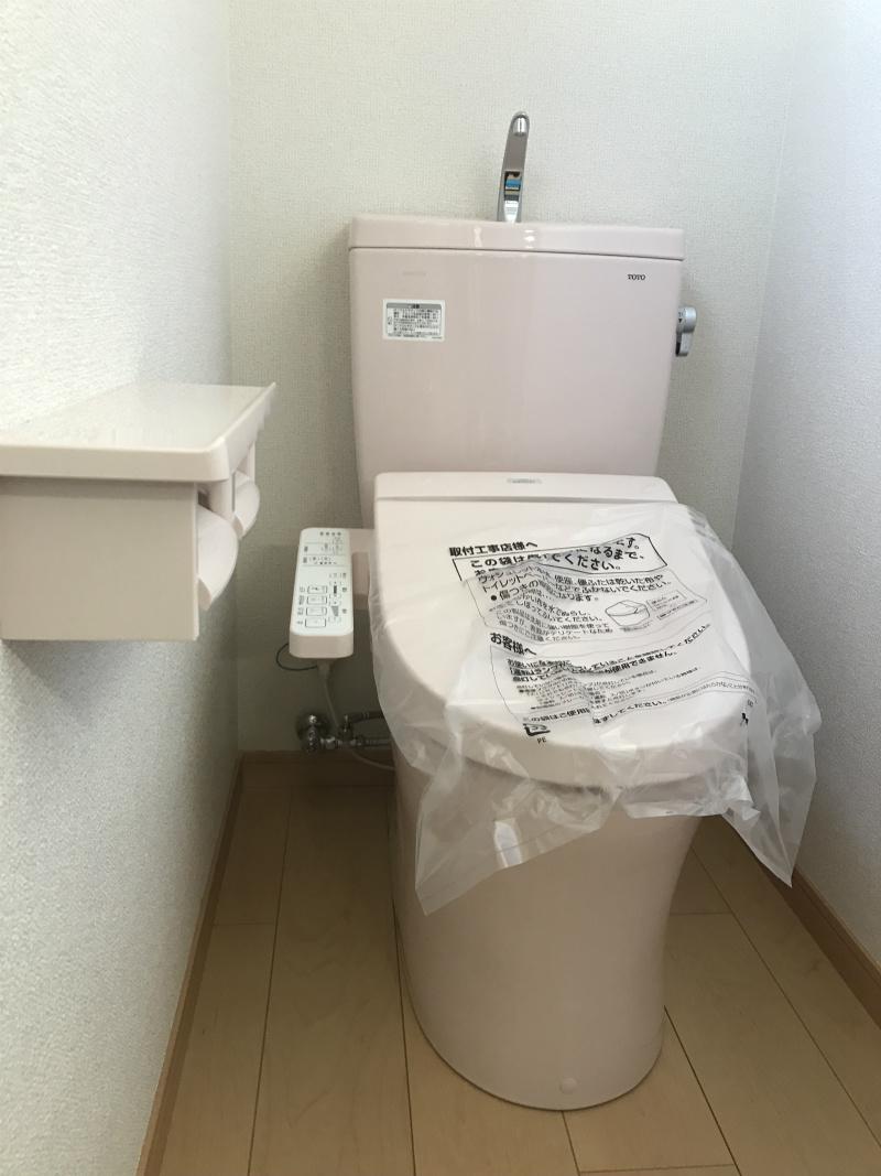 社屋トイレ改修工事 福井市 E社様