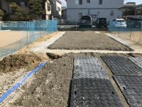 新築給排水衛生設備工事 福井市 W様邸