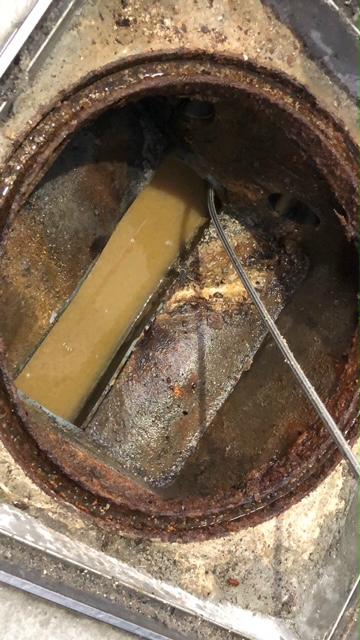 トイレのつまり抜き(刈谷市)