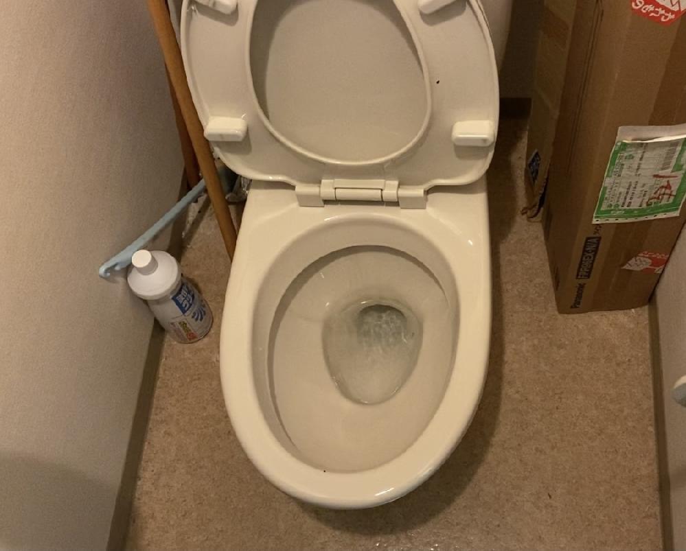 トイレのつまり抜き(名古屋市)