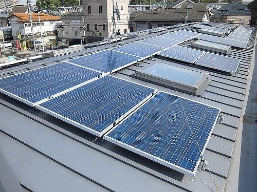 マンション 太陽光発電 設置事例