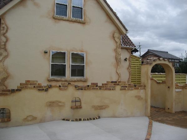 戸建住宅の外構全般