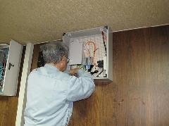 群馬県 オフィス ネットワーク光LAN工事