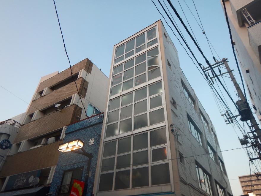 工事後の建物外観です。