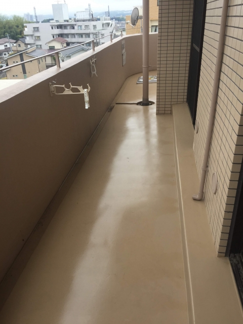 【FRP防水のメリット】