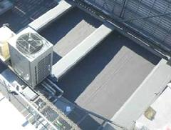 事務所ビル屋上防水工事(改修工事) 東京都中央区