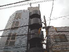 事務所ビル大規模修繕工事(改修工事) 東京都日野市