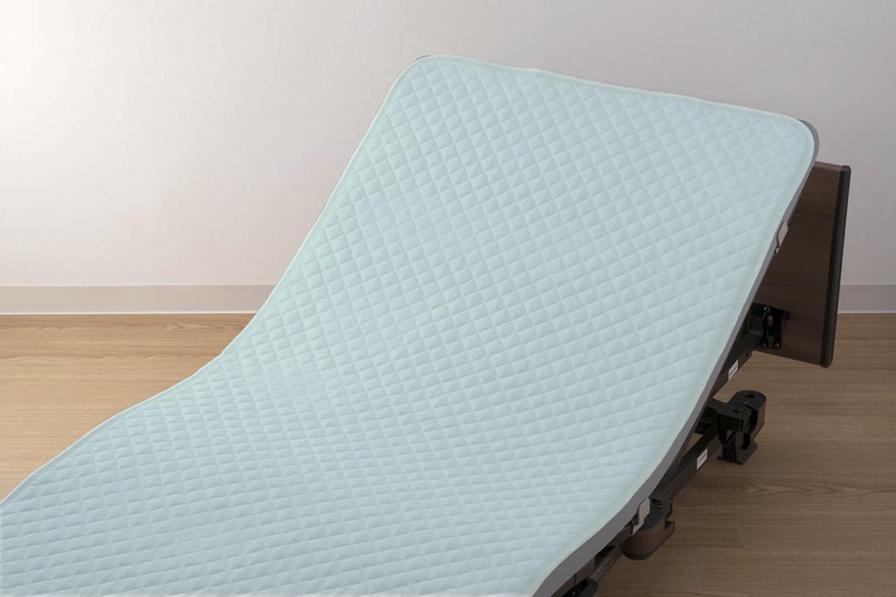 洗える防水ベッドパット