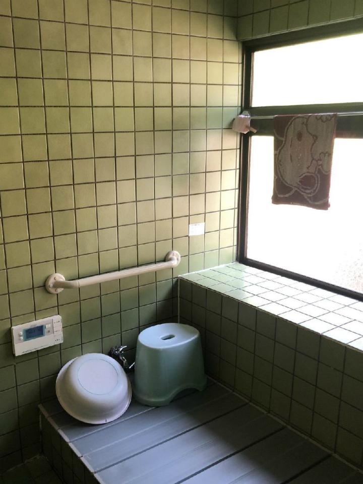 お風呂 リフォーム施工前