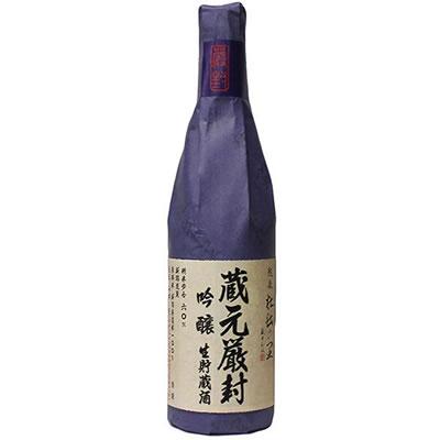 頚城酒造(新潟・上越) 杜氏の里 厳封 生貯蔵酒 720ml