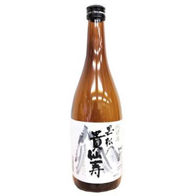 奈良豊澤酒造(奈良県) 貴仙寿 純米酒 720ml
