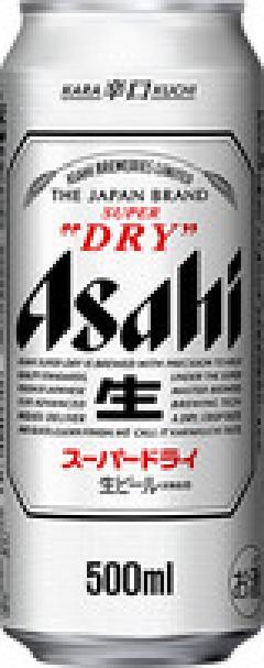 アサヒ スーパードライ 500ml 1ケース