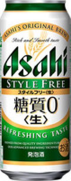 アサヒ スタイルフリー 500ml 1ケース