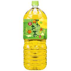 伊藤園 お〜いお茶 (2Lペットボトル×6 )1ケース