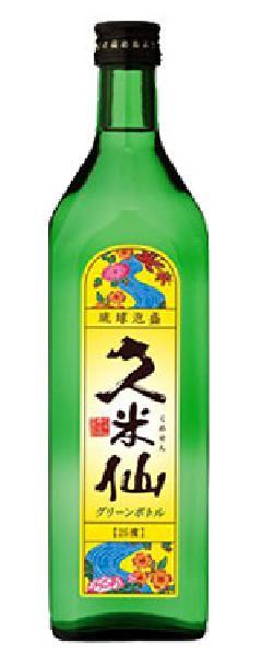 久米仙酒造 久米仙 グリーンボトル 30度 720ml