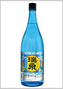 瑞泉酒造 瑞泉 30度 1.8L瓶