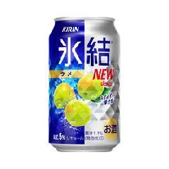 キリン 氷結ウメ (Alc5%)350ml 1ケース