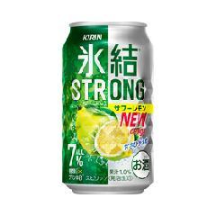 キリン 氷結ストロング サワーレモン (Alc7%)350ml 1ケース