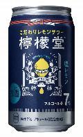 コカ・コーラ檸檬堂 塩レモン(Alc7%) (レモン果汁7%) 350ml 1ケース