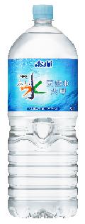 アサヒ飲料 六甲のおいしい水( 2Lペットボトル×6 )1ケース