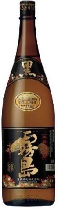 霧島酒造 黒霧島 25度 1.8L瓶