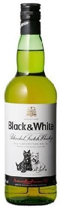 ブラック&ホワイト 40度 700ml