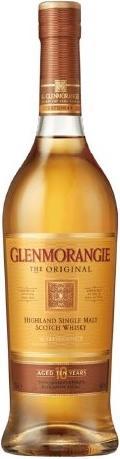 グレンモーレンジィ オリジナル 10年 40度 700ml