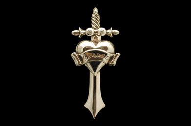 GARDEL gdp009p LABYRINTH pendant
