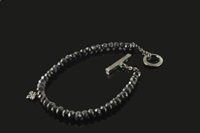 SHAMBALLA Black Galaxy Bracelet B-040BK