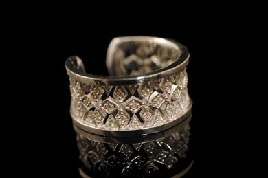 GARDEL gdr032 VICTORIAN CROWN ring