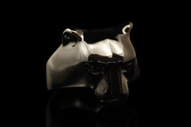 PUERTA DEL SOL R658 BLACK LEOPARD HEAD