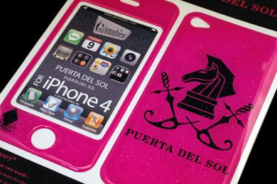 PUERTA DEL SOL A-GB003 iPhone4 Gizmobies