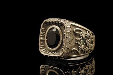 SAINTS ssr8-68 08College Ring Type1