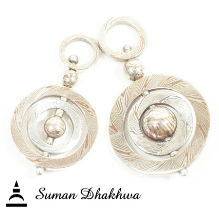 Suman Dhakhwa SD-P52-L Bramanda Pendant L
