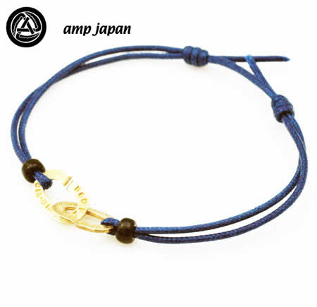 "amp japan 10ah-200g/BLUE Gold conspiracy ""small"""