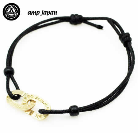 "amp japan 10ah-200g/BLACK Gold conspiracy ""small"""