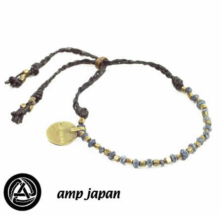 amp japan 9ah-105 Small  lapis lazuli & beads