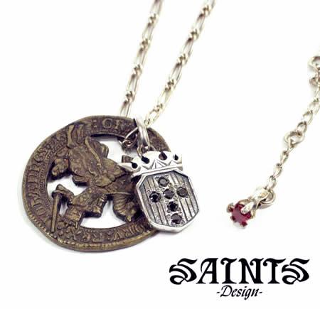 SAINTS ssp8-80g Le Bon Coin Pendant