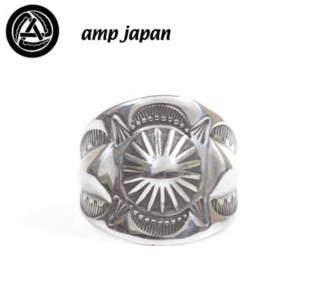 amp japan 13ah-115 native american ring