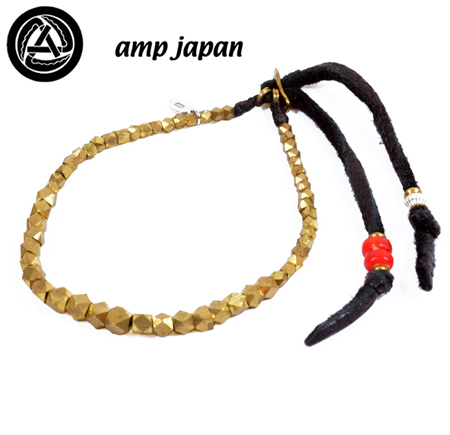 amp japan  11ad-710 angular beads bracelet